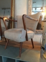 Pair of mid century  German chairs - picture 3