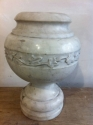 Large Carrara Marble Urns  - picture 2