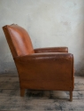 A lovely Moustache back Club chaur French 1940`s - picture 2