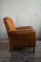 Leather Club chair of small proportions C 1935 - picture 2