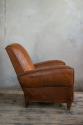 Charming Pair of French Club chairs c 1950 - picture 2