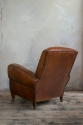Charming Pair of French Club chairs c 1950 - picture 3