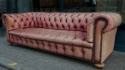 English Chesterfield Sofa C 1900 - picture 2