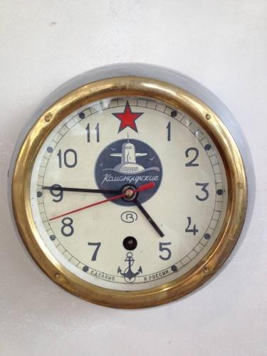Original Russian Submarine clock