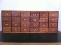 bank of drawers - picture 1
