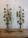 A pair of French Gilt Bronze candelabras  - picture 2
