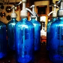 Blue Glass Syphons - picture 2