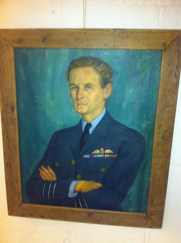Portrait of Guy Gibson RAF