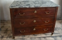 Mahogany Directoire Style commode late 19thc - picture 1