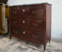 Mahogany Directoire Style commode late 19thc - picture 2