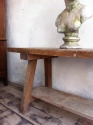 Butchers bench/console - picture 2