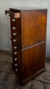 Victorian Pine tall chest - picture 3