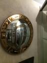 Art Deco convex mirror - picture 2