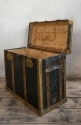 Studded Coaching Trunk mid 19thc - picture 3