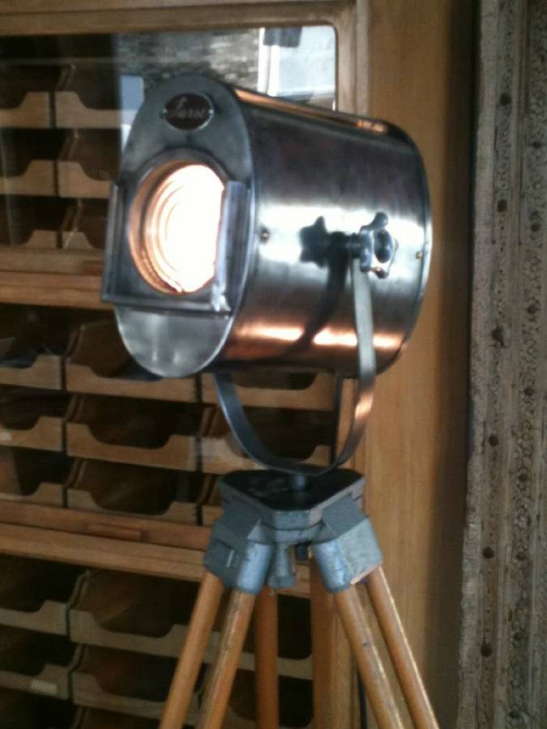 Furse Stage Light (With Barndoor Attachment)