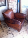 Pair of Moustache back club chairs - picture 3