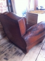 Pair of Moustache back club chairs - picture 4