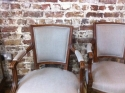 Pair of 19th Century French Fauteuils - picture 2