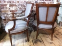 Pair of 19th Century French Fauteuils - picture 3