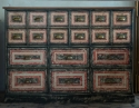 Victorian Painted   Bank of Drawers - picture 1