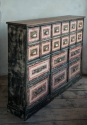 Victorian Painted   Bank of Drawers - picture 2