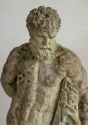 A reconstituted stone figure of Hercules - picture 2