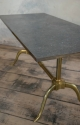 1970`s Marble and Brass Coffee Table - picture 2