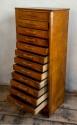 Oak Wellington/Collectors chest c 1930 - picture 2
