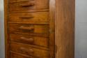 Oak Wellington/Collectors chest c 1930 - picture 3