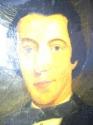 Naive Portrait of a Gentleman c1860 - picture 2