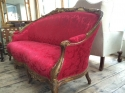Superb Louis XV Canape  (late 19th c) - picture 3