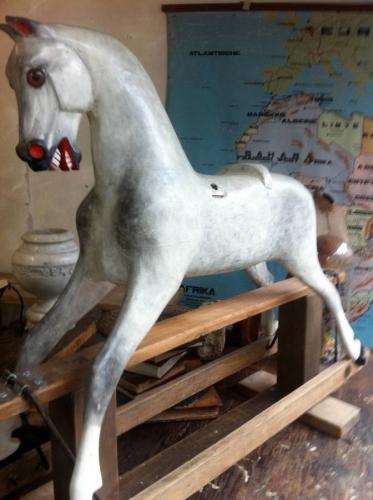 Ayres rocking horse
