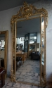 Rare English Pier Glass Mirror c1870 - picture 1
