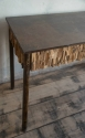 Brutalist/Industrial Console Table - picture 2
