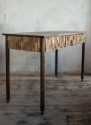 Brutalist/Industrial Console Table - picture 3
