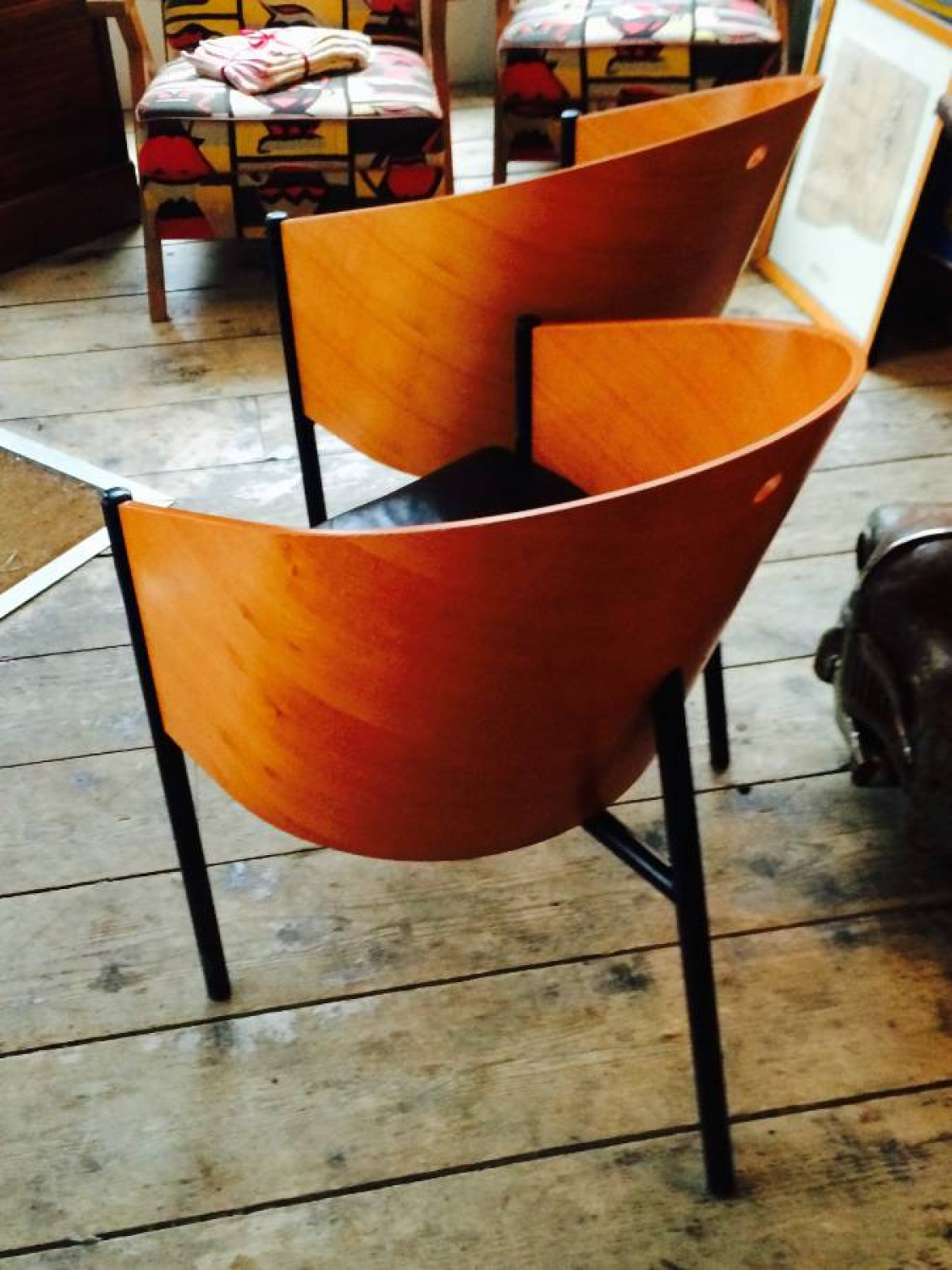 Pair Of Phillipe Starck Costes Chairs In Furniture