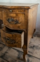 Early 19thc South German Walnut Desk - picture 3