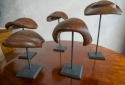 A collection of rare 1930s Hat Stands  - picture 2