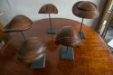 A collection of rare 1930s Hat Stands  - picture 3
