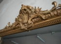 Large French Gilded Mirror - picture 3