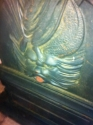 Victorian cast Iron  wall fountain - picture 4