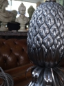 Hollywood Regency Pineapple Lamp - picture 2