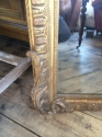Mid 19th C French Shell Crested Mirror - picture 2