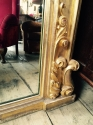 William IV carved and Giltwood Overmantle - picture 2