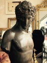 Classical Terrcaotta Male Torso - picture 2