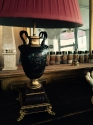 Late 19th French Bronze lamp - picture 4
