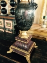 Late 19th French Bronze lamp - picture 5