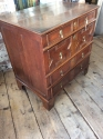James II Oak Chest of Drawers - picture 11