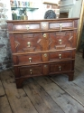 James II Oak Chest of Drawers - picture 2