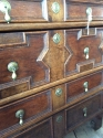James II Oak Chest of Drawers - picture 7